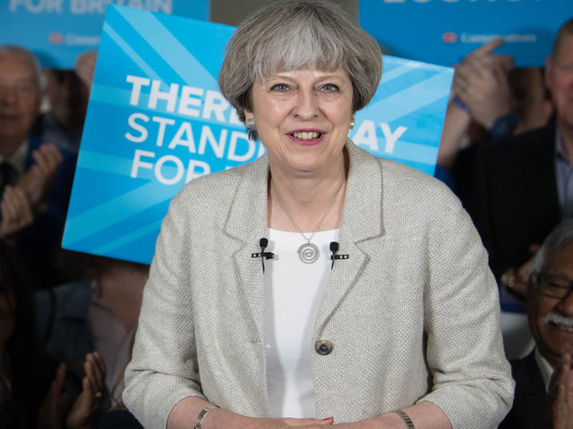 Tory Pollster: Theresa May's Election Campaign Trashed Her Brand As Badly As Gerald Ratner