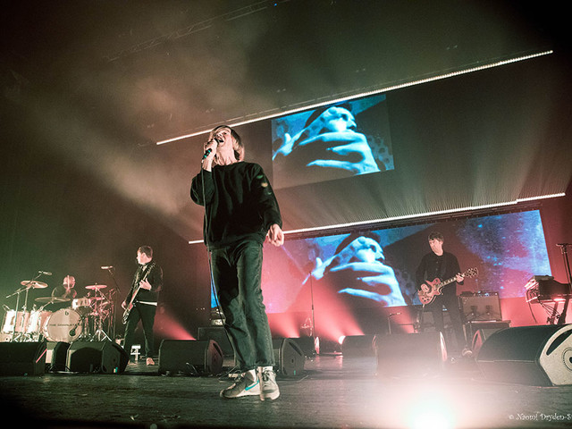 The Charlatans: O2 Brixton Academy, London – live review