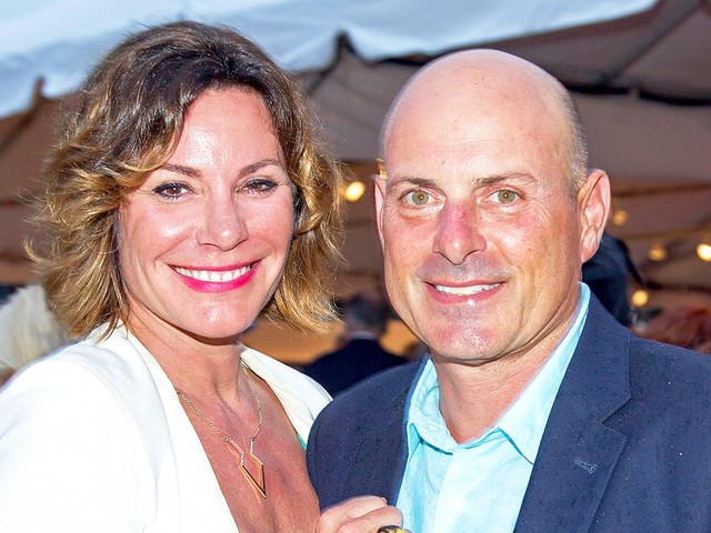 Luann de Lesseps and Tom D'Agostino Run Into Each Other for the First Time Since Split: Details!