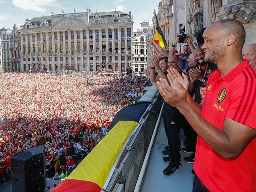 Belgium's golden generation finally win the love of their people