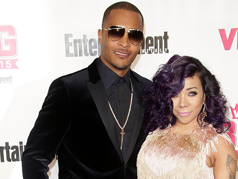 T.I. & Tiny Party In Mexico After He Admits He Goes To The Gyno With 18-Year-Old Daughter