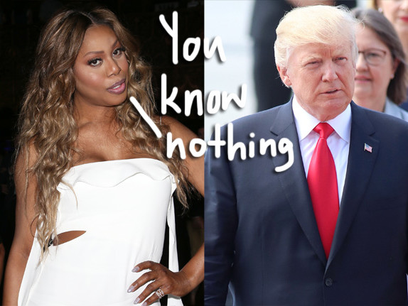 Laverne Cox Goes Off On Donald Trump's Transgender Military Ban With A Message Of Unity