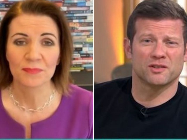 This Morning Guest Julia Hartley-Brewer Sparks Ofcom Complaints After Meghan Markle Comments
