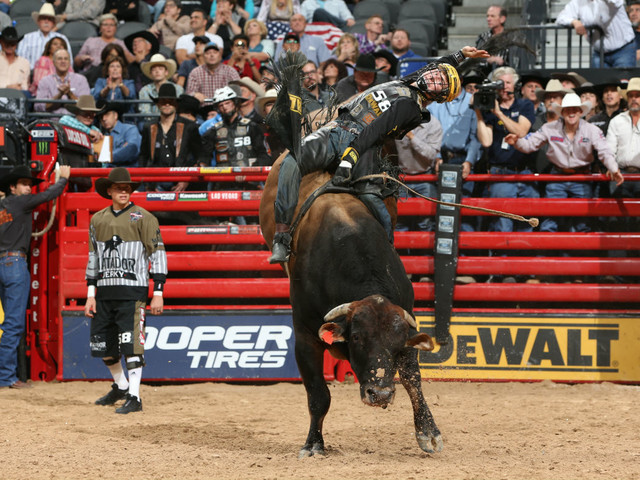 Professional Bull Riders: America's fast-growing extreme sport