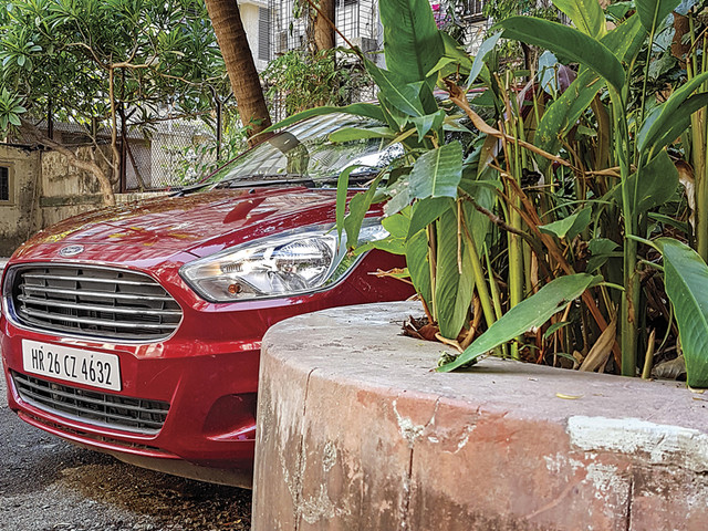 Review: 2017 Ford Aspire long term review, second report