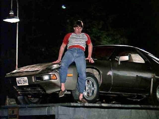 Tom Cruise Risky Business Movie Porsche 928 Pulls $1.98 Million at Auction