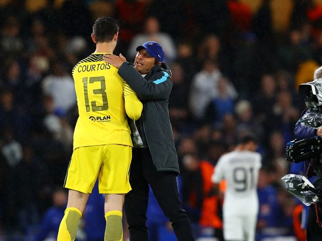 Courtois confident Chelsea are facing Arsenal at an ideal time
