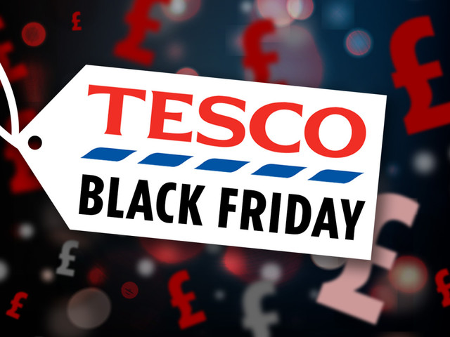Tesco's Black Friday deals 2019: Supermarket starts champagne and spirits discounts