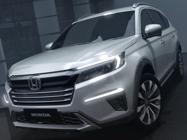 Honda N7X Midsize SUV To Be Launched On September 21