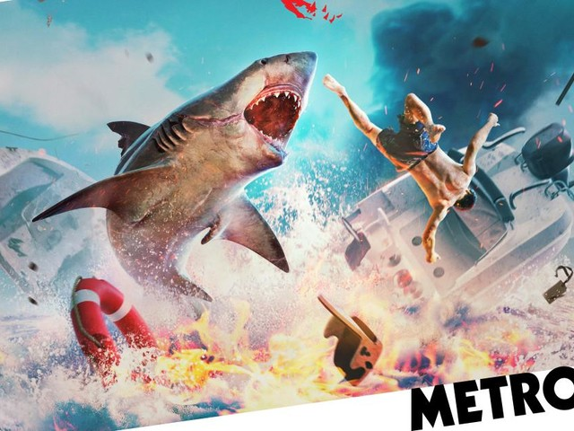 Maneater review – shark week forever