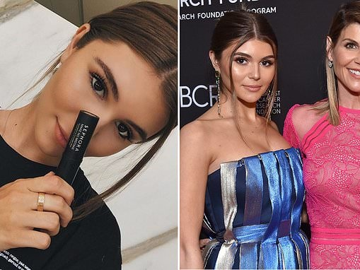 Olivia Jade's trademark applications are APPROVED after she fixes punctuation errors