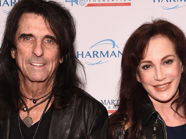 Alice Cooper Clarifies He Doesn't Have a 'Suicide Pact' with His Wife