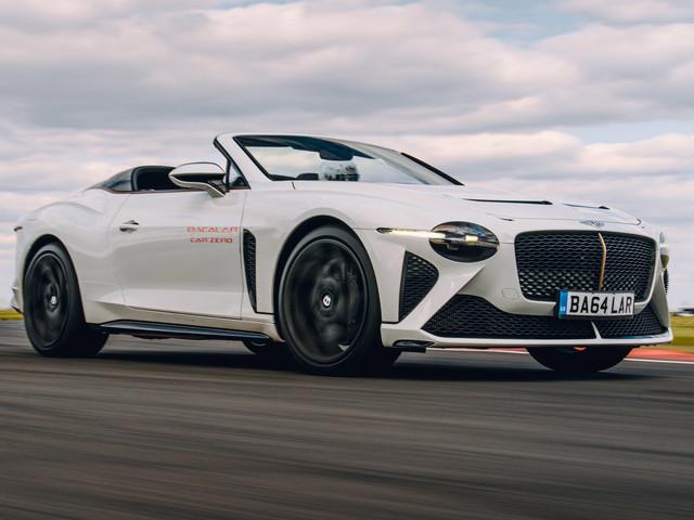 First drive: 2021 Bentley Mulliner Bacalar prototype review