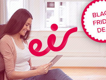 eir offers FREE tablet to new customers this Black Friday