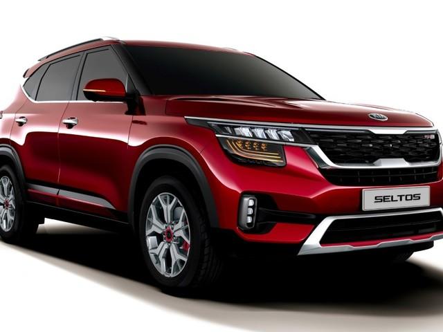 All-New Kia Seltos Compact SUV unveiled