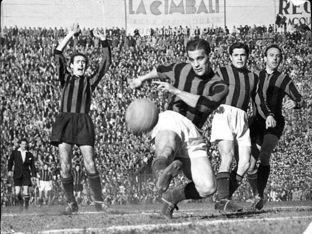 On This Day in Football: Competitive football begins in Scotland, First ever Milan derby kicks off