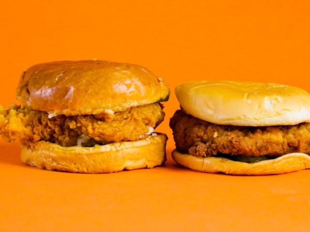 Yeah, but Which Brand Has the Healthiest Chicken Sandwich?
