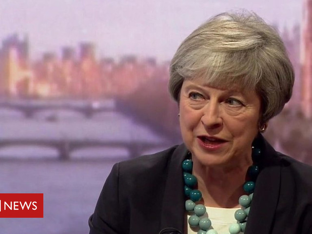 Brexit: PM says it would be 'uncharted territory' if deal rejected