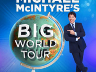 Michael McIntyre Adds Extra Dates To Big World Tour