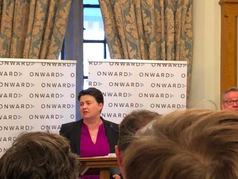 Ruth and Gove Blast 'Dour, Joyless, Pessimistic, Unhappy, Authoritarian' Tories