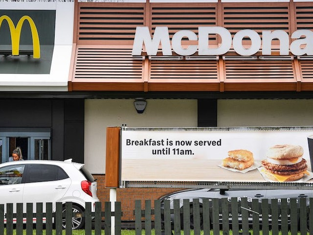 McDonald's is closing all of its restaurants in the UK as the coronavirus pandemic rages on