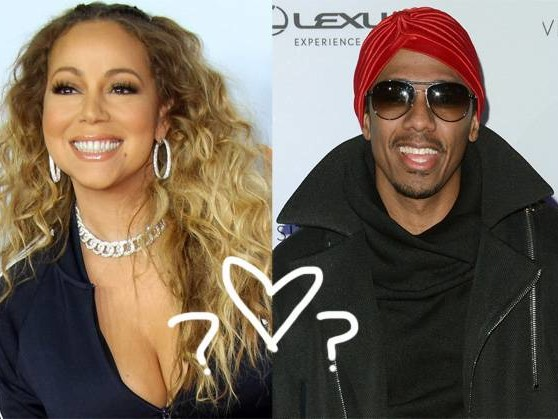 Mariah Carey & Nick Cannon Are Possibly Back Together