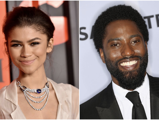 Zendaya Shares Steamy Still From Movie Shot in Quarantine With John David Washington