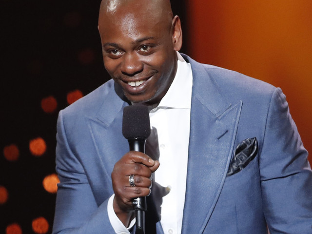 Dave Chappelle Responds To Claims He's Transphobic