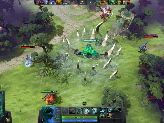 """Dota 2's paid """"avoid player"""" option is part of a pattern of developers sidelining anti-abuse features"""