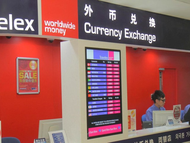 The world's biggest currency exchange company was hacked, and the data is reportedly being held hostage for $6 million