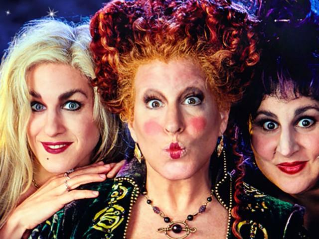 How to watch Hocus Pocus on Halloween in the UK