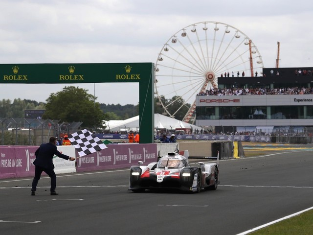Incredible LeMans Finishes Spoiled by Technical Infractions