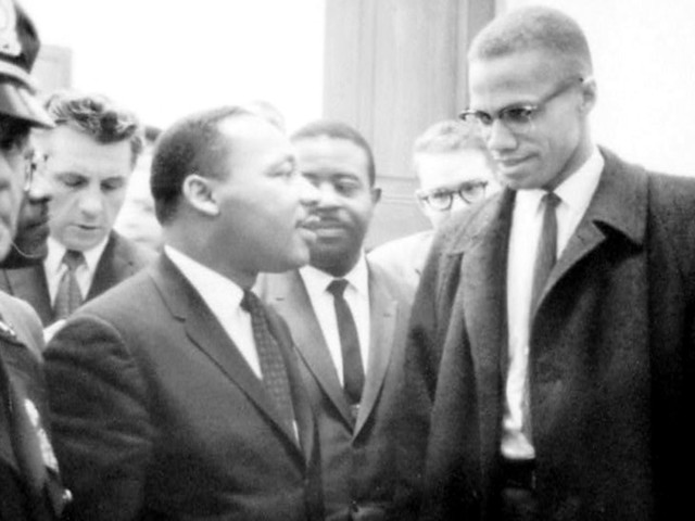 Martin, Malcolm and the Fight for Equality