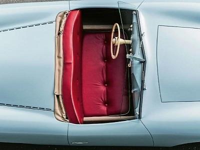 Porsche Copies Original 356 Roadster for World Tour