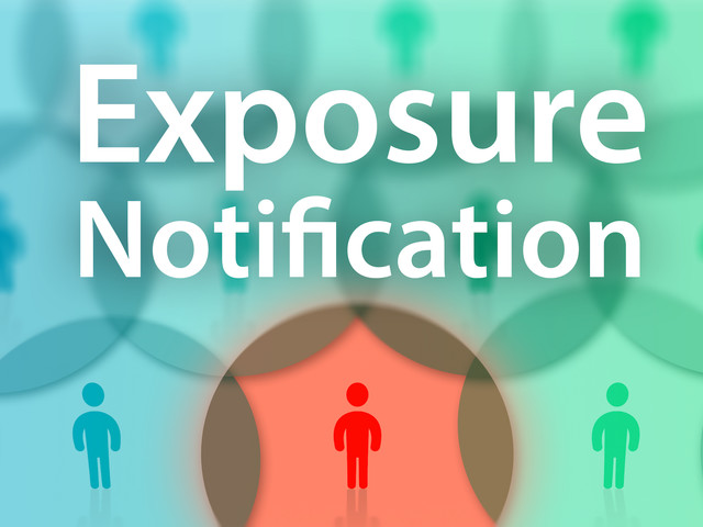 Apple and Google Update Exposure Notification API