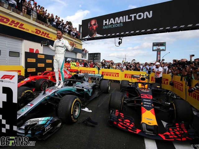 2018 French Grand Prix in pictures | F1 Pictures