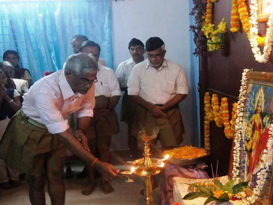 Untouchability Came To India From Outside: RSS Leader