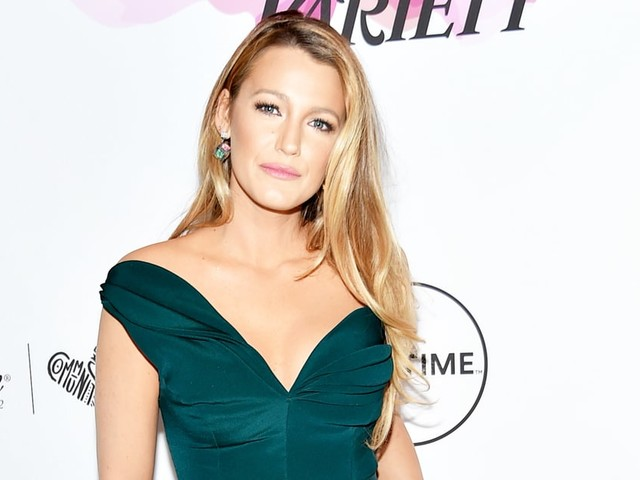 Blake Lively Shuts Down Reporter Who Asks About Fashion: 'Would You Ask a Man That?'