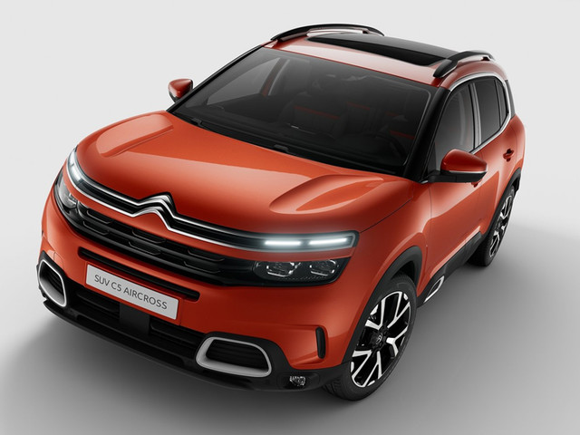 First Citroen model for India to be revealed on April 3, 2019