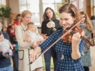 Social and personal: Hilary Hahn's expecting #2