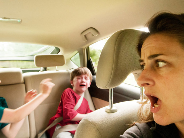 5 Tips For Frazzled Parents Who Want To Stop Shouting At Their Kids