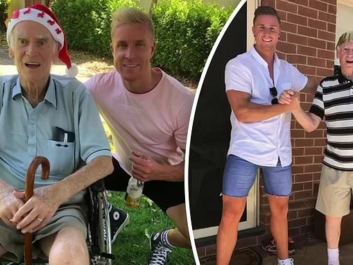 Bachelorette star Paddy Colliar grieves the loss of his grandfather as he pens a heartfelt tribute