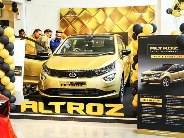 Tata Altroz first month sales 4.5k – Behind Maruti Baleno, Hyundai i20