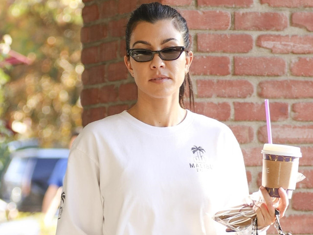 Kourtney Kardashian Is So Thankful For Her Children!