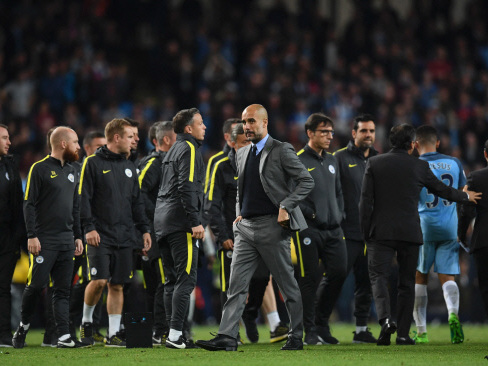 Three into two won't go in Champions League race