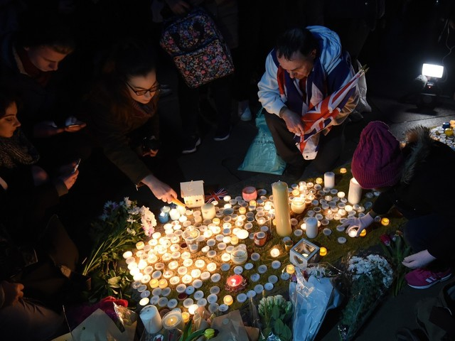 One Of Our Own: Pain, Anguish And Anger On The UK's Thin Blue Line