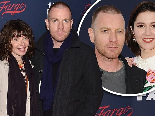 Ewan McGregor 'separated from wife Eve Mavrakis in May'