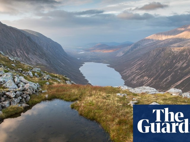 Homage to the Scottish Highlands: walking in the Cairngorms