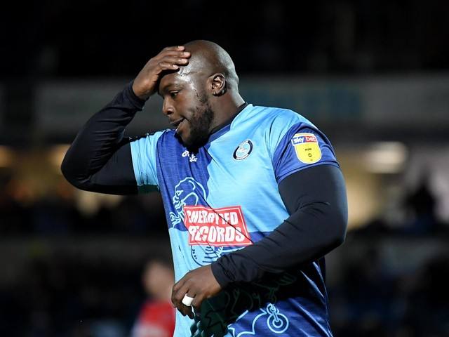 FA to investigate Adebayo Akinfenwa's claims that he was racially abused during League One play-off tie