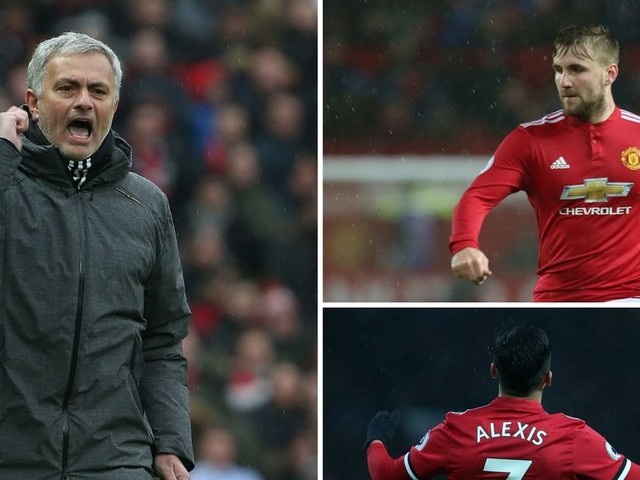 Manchester United transfer news LIVE Luke Shaw and Alexis Sanchez updates